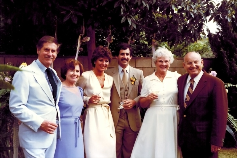 1982-05-08_Ed_Muriel_Donna_Steve_Joan_Don.JPG<br /> <br /> Wedding of Donna & Steve Carlson