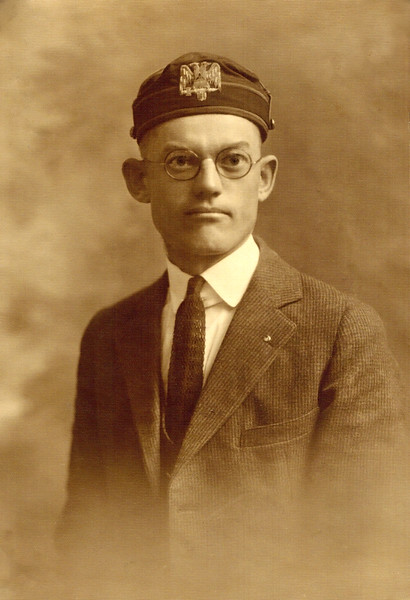1920 ?_Alfred Gustav Wichner.JPG<br /> <br /> My grandpa, Alfred Wichner