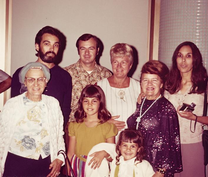 1973-10 Pitchers, Tony Tachiera, Miriam, Kate