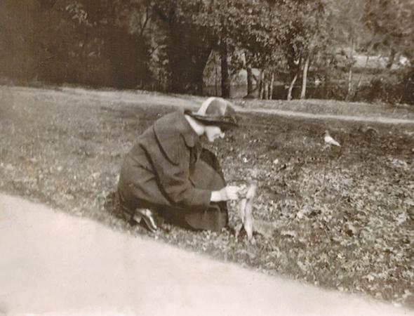 1920 ?_Rose Suchan B.JPG<br /> <br /> My grandma, Rose Suchan Wichner