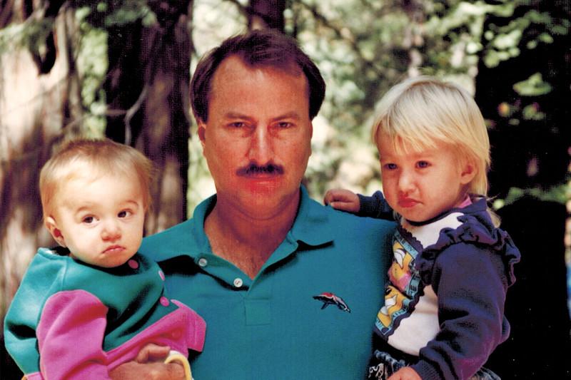 1992-09-04_Yosemite_Katherine_Keith_Kelsey.jpg<br /> <br /> Nobody looks very happy on this day in Yosemite!