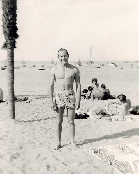 1947_Don Wichner_27 yrs.JPG<br /> <br /> My dad, Don Wichner, probably in Long Beach, CA at around 27 years