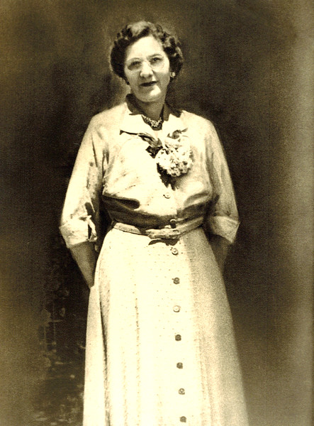 1925 ?_Rose Suchan Wichner.JPG<br /> <br /> My father's mother, Rose Suchan Wichner.  My middle name is Rose, my daughter Lyndall's middle name is Rose, my brother Danny's daughter is Rose Wichner Leder and my brother Keith's daughter is Kimberly Rose Wichner - she left quite a legacy!