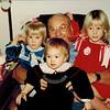1992-12-25_Kelsey_Katherine_Lyndall_Grandpa Wichner.jpg<br /> <br /> Grandpa Wichner loving his girls!