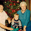 1990-12-25_Great Grandmas Cecelia Tacheira_Joan Wichner_Brandon Kurz.jpg<br /> <br /> Brandon with both of his great-grandmas!