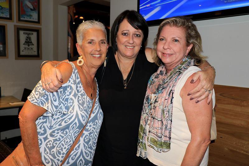 2019-03-01_369_Anne_Helen_Sue.JPG<br /> <br /> Contiki GE-26 40 year reunion in Melbourne - Night One