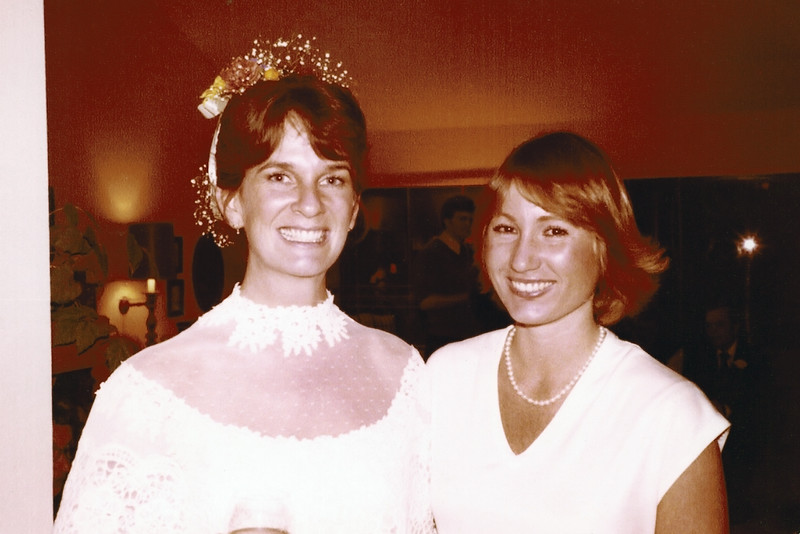 1980-11-15_Paula Young_Diane Wichner.JPG<br /> <br /> Paula's wedding day