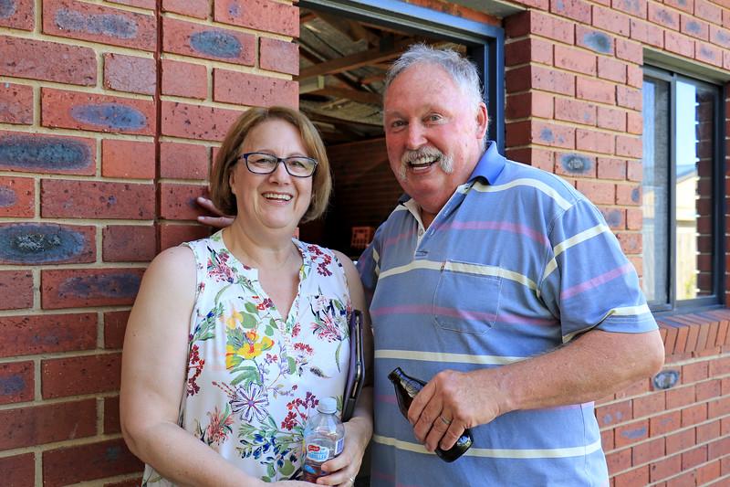 2019-03-02_393_Brenda Weston_Gerard Nairn.JPG<br /> <br /> Contiki GE-26 40 year reunion in Melbourne - Day Two
