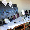 Lance's Back Fundraiser - many beautiful items were available for the silent auction