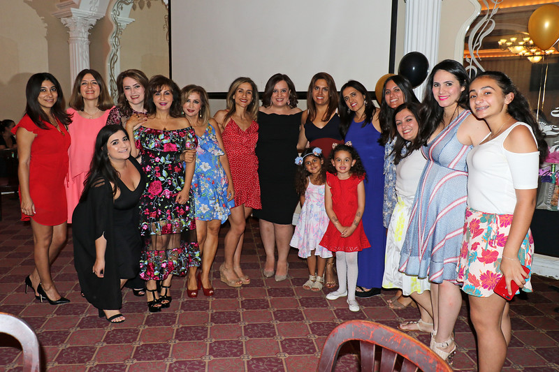 2019-06-09_Taraneh's Graduation_Cousins_22.JPG<br /> Celebrating Taraneh Daghighian's Master's Degree in Special Education graduation