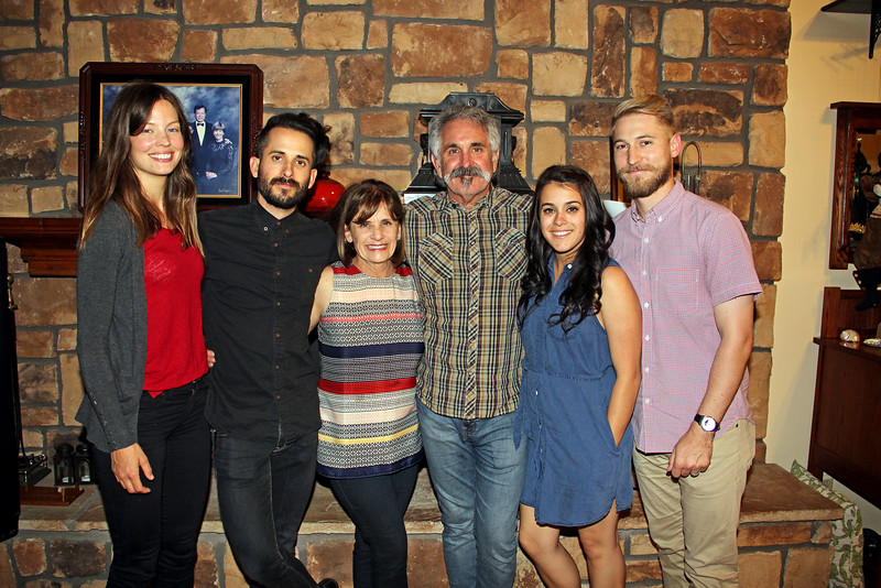 2016-02-27_0460_Tara_Alex_Lynda_Carlos Soria_Alysia_Bryan Erskine.JPG<br /> Farewell party for the Soria's