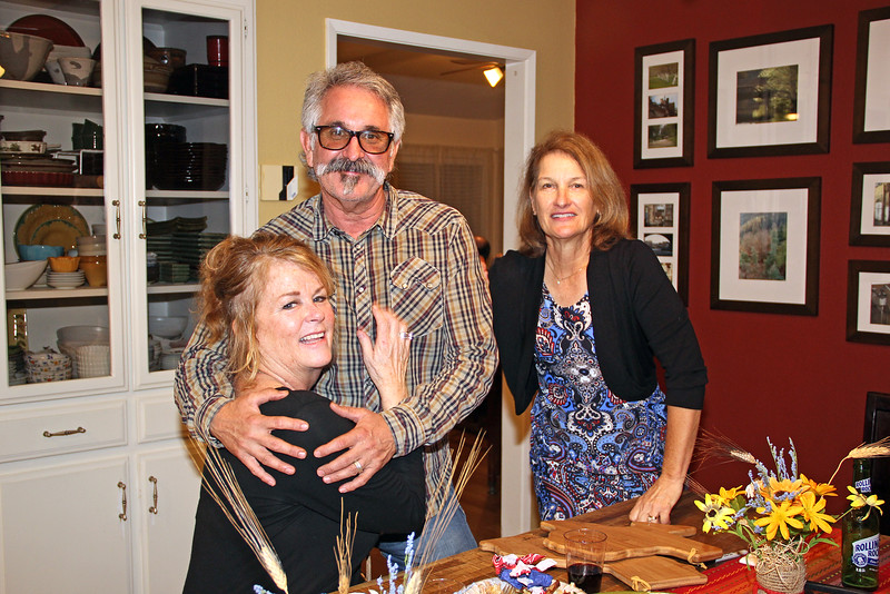 2016-02-27_0396_Leslie Myers_Carlos Soria_Janet Biegner.JPG<br /> Farewell party for the Soria's
