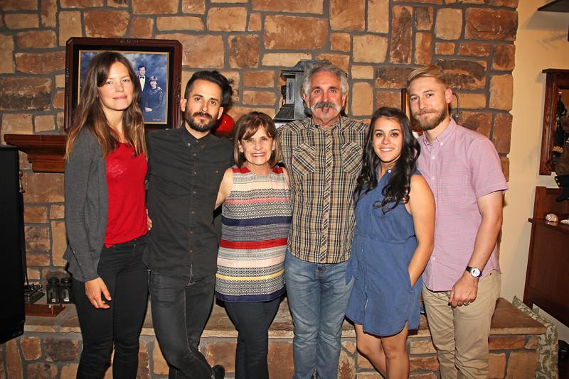 2016-02-27_0459_Tara_Alex_Lynda_Carlos Soria_Alysia_Bryan Erskine.JPG<br /> Farewell party for the Soria's