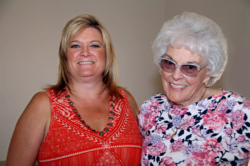 2016-09-04_Donna_Helen Davis.JPG<br /> 90th Birthday Party for Helen Davis