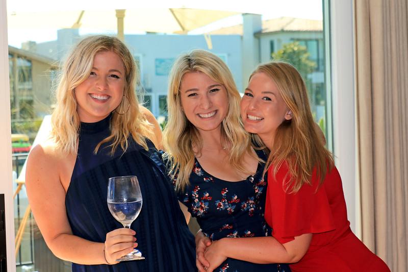 2019-07-20_53_Kimmie Wichner_Kelsey Miller_Marian Edmonds.JPG<br /> Bridal shower for Katherine Wichner