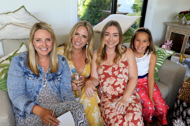 2019-07-20_64_Claire_Amanda_Christina_Samira.JPG<br /> Bridal shower for Katherine Wichner