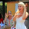 2018-08-11_Kelsey's Shower_23_Kelsey's dance move.JPG<br /> Bridal Shower for Kelsey Wichner