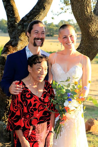 2019-06-15_59_Ron_Milada Pitcher_Dolores Conroy.JPG<br /> Wedding of Ron Pitcher & Milada Belohlavek