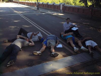 Assurant: Piedmont Park Teamwork Hunt