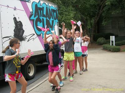 Atlanta Girls: 2013 event