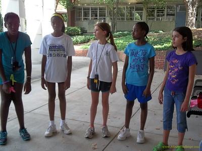 Atlanta Girls School: Team Hunt