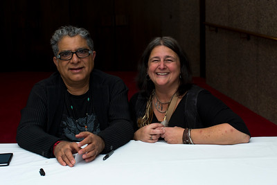 Deepak Chopra in Ottawa