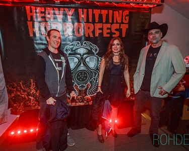 Heavy Hitting Horrorfest-Resurrection