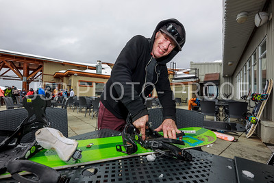 Chris Prior Ride Day