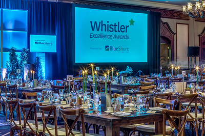 Whistler Excellence Awards
