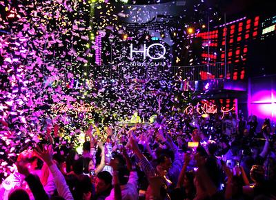 HQ Nightclub: A Final Look Back