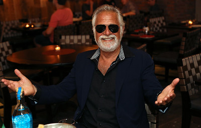 The Most Interesting Man In the World @ Dos Caminos (Times Sq.) 7.8.17