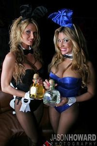 Playmates Stephanie Glasson & Monica Leigh