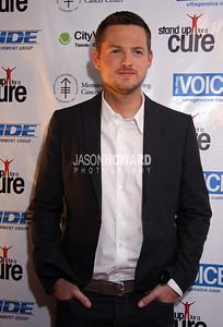 MTV VJ Damien Fahey