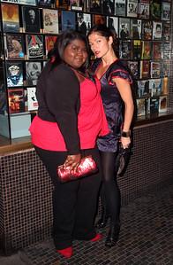 Actress Gabourey Sidibe