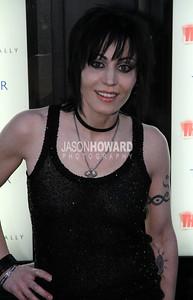 Musician Joan Jett