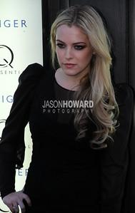 Actress Riley Keough