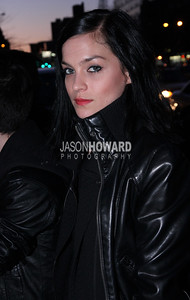 DJ/Model Leigh Lezark
