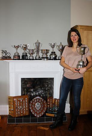 Cycling Trophy Queen