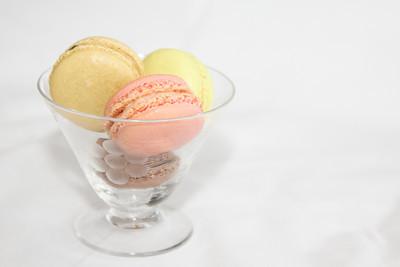 2011-09-16 Macarons & Teatime