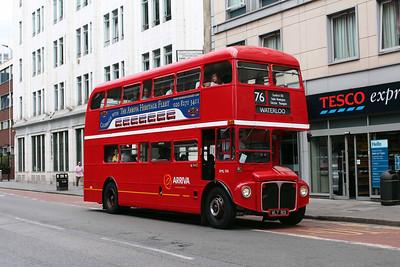 Arriva London RML901-WLT901 at Old Street
