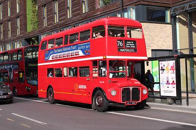 Arriva London RML901-WLT901 at Hoxton