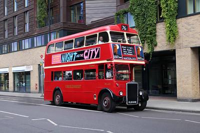 Ensignbus RTL453-KLB648 at Hoxton