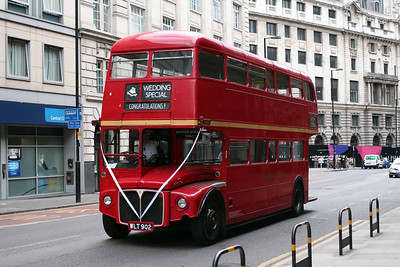 London Bus Company RML902-WLT902 at Old Street