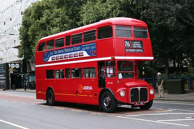 Arriva London RML901-WLT901 at Waterloo