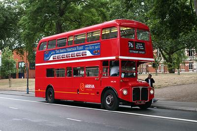 Arriva London RML901-WLT901 at Tottenham