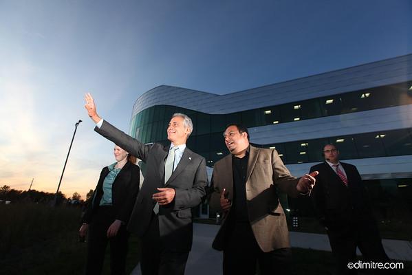 UNO Soccer School Opening