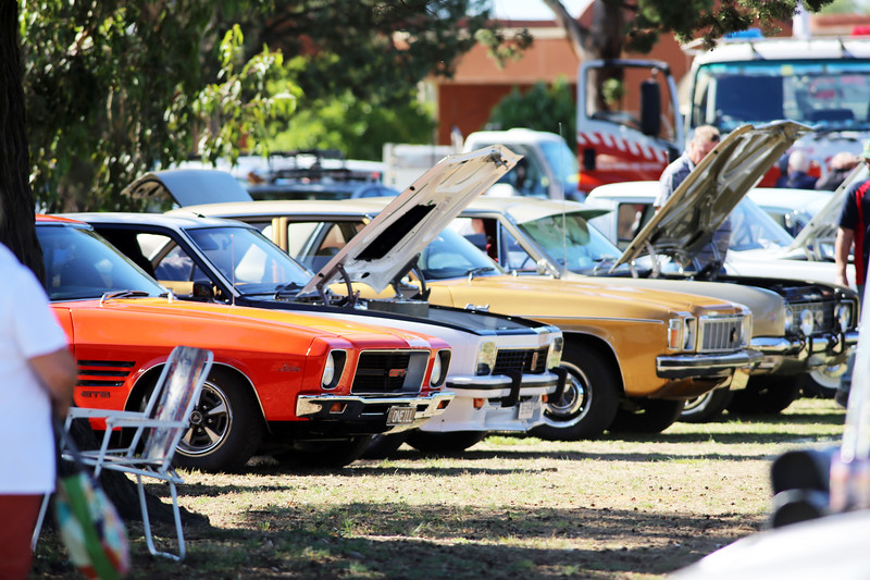 Berrigan Show and Shine 2017.
