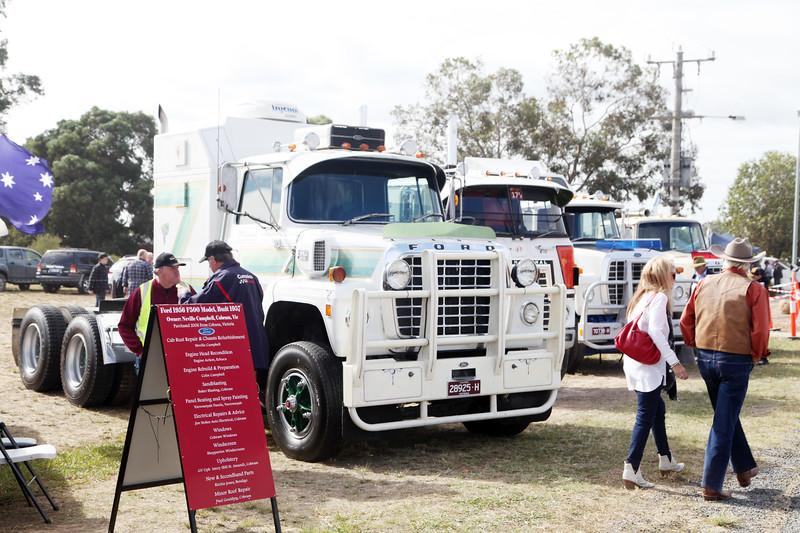 Wangaratta Historic Motor Show,  2019.