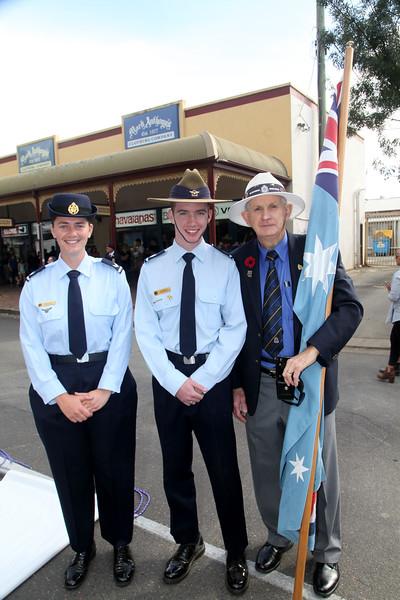 ANZAC Day in Wagga.   2018,