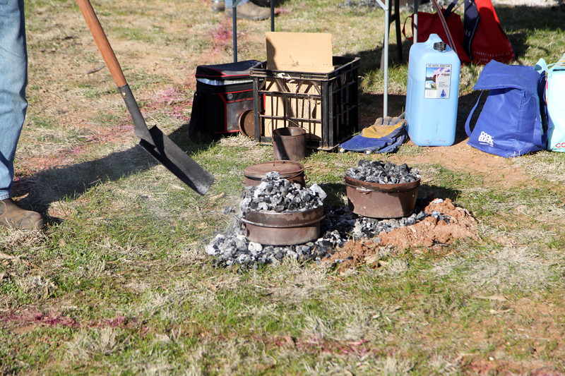 Boree Creek Camp Oven Cook Off 2018.